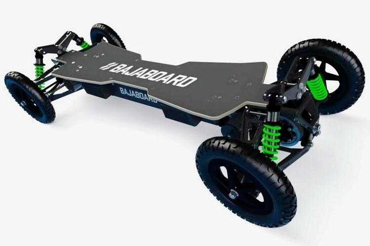 BajaBoard-G4X